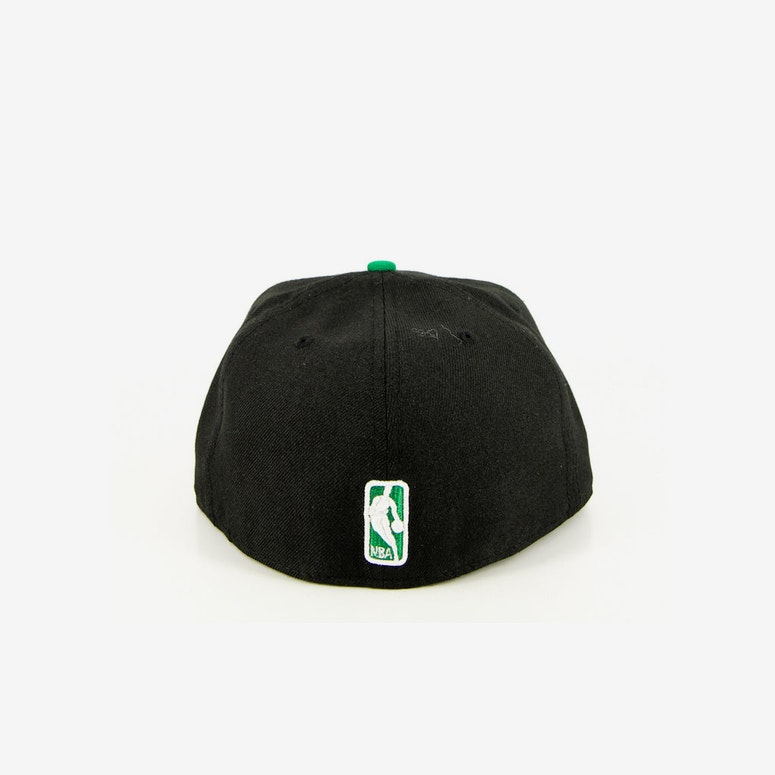 Boston Celtics Fashion Fitted Black/green