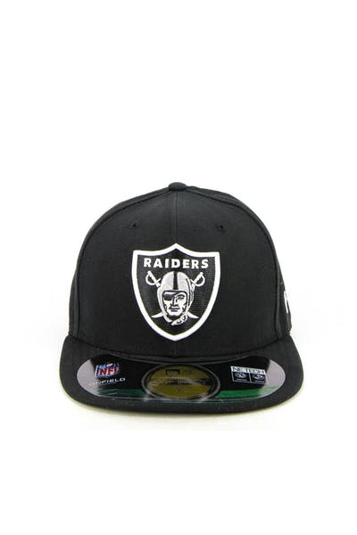 huge selection of 5e094 8c714 Oakland Raiders Onfield Black ...