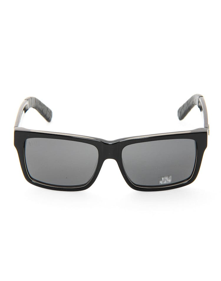 Caps Sunglasses Black/croc