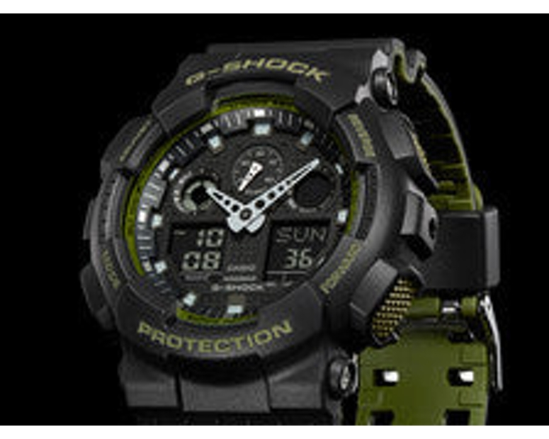 Ga100l Layered Colour Series Black