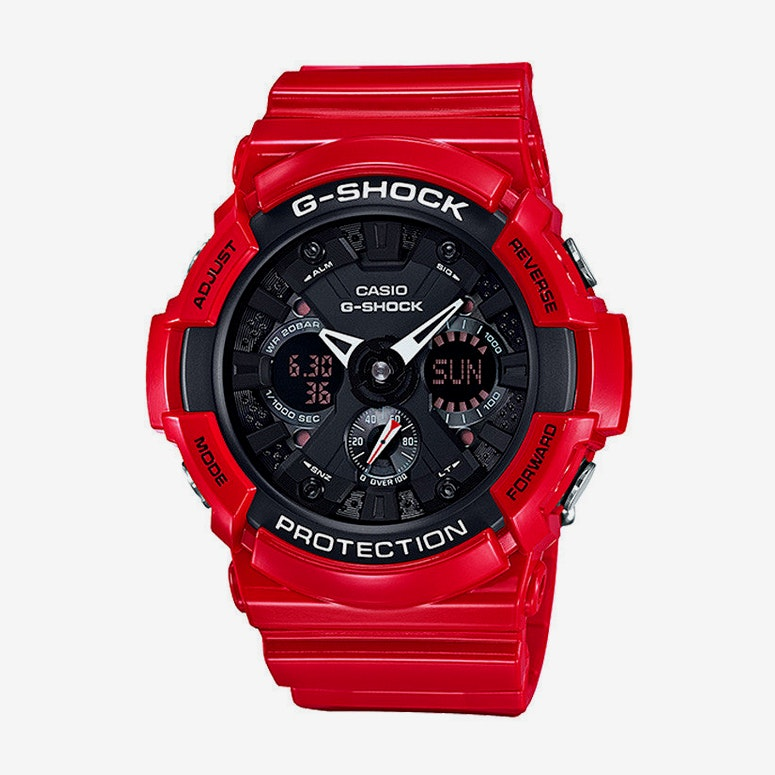 Ga201rd Solid Red Series Red