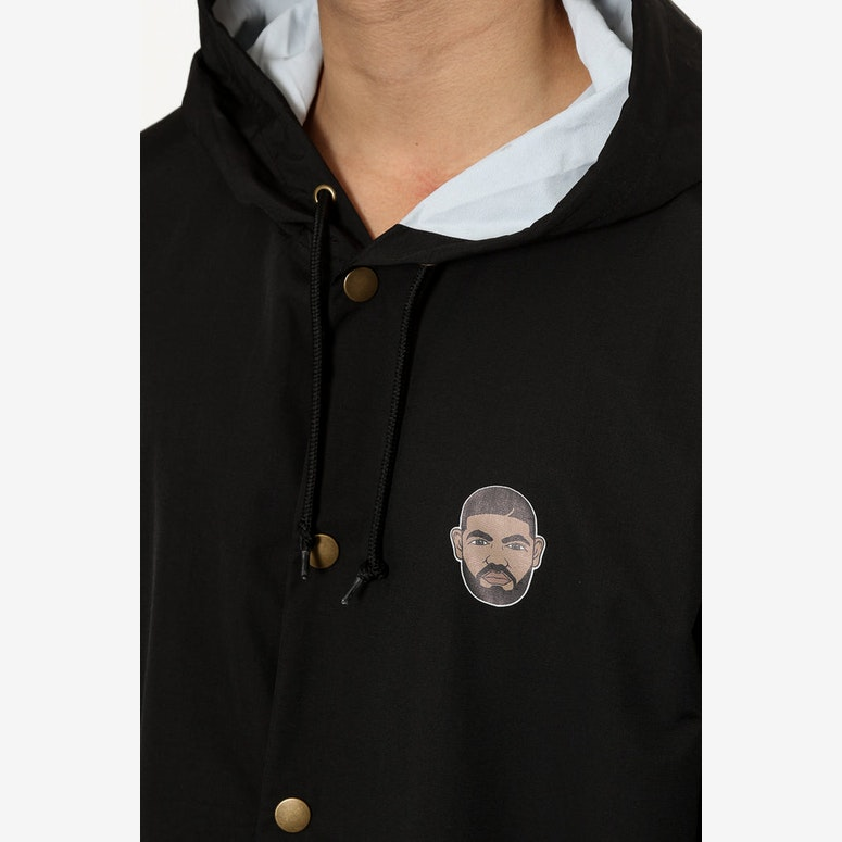 Drizzy Mini Head WB Jacket Black