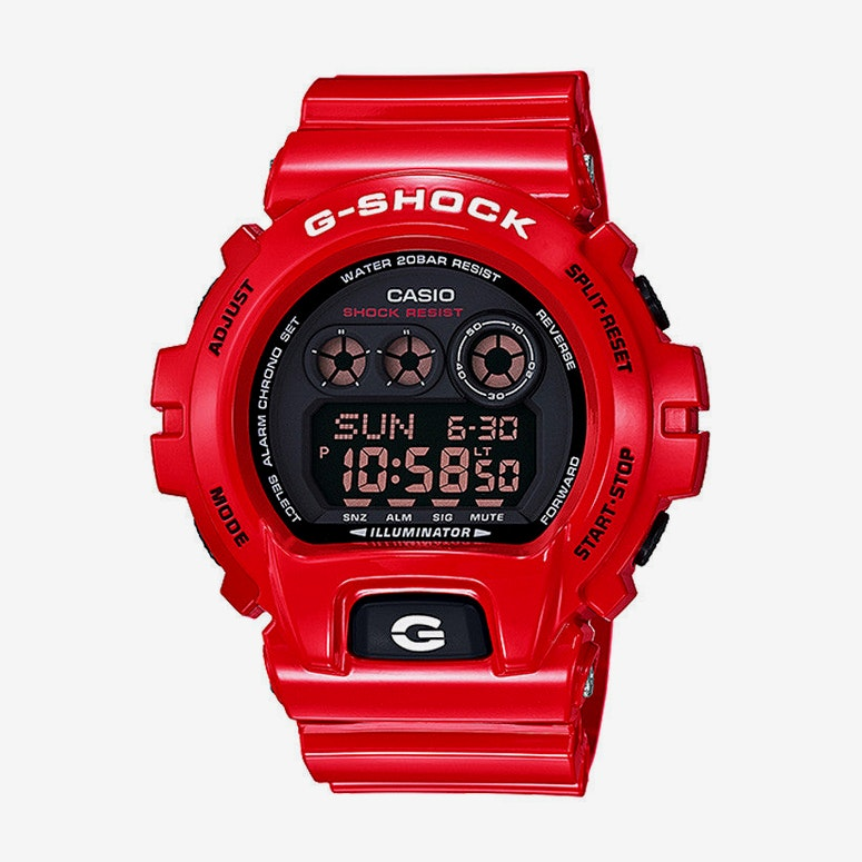 Gdx6900rd Solid Red Series Red