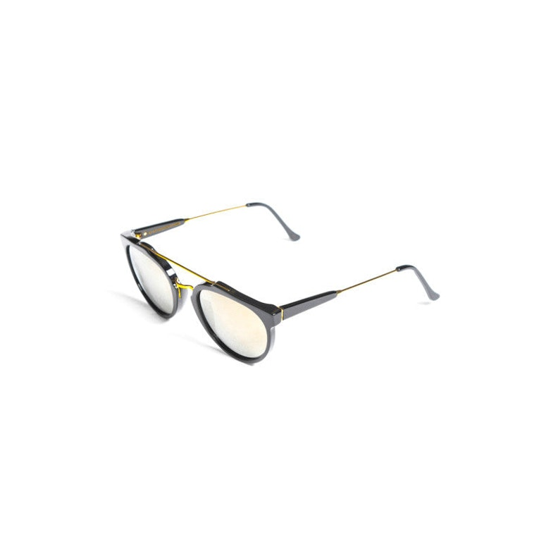Giaguaro Ivory Black/gold