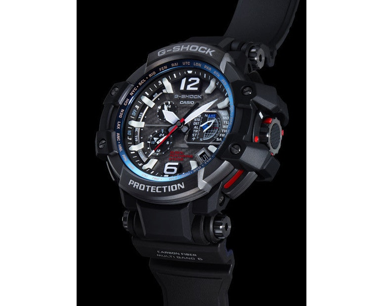 Gps Gravity Master Black/blue