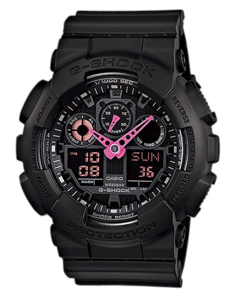 Ga-100c Neon Lights Black/pink