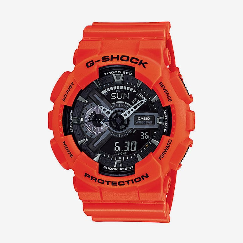 Ga110mr Orange/black