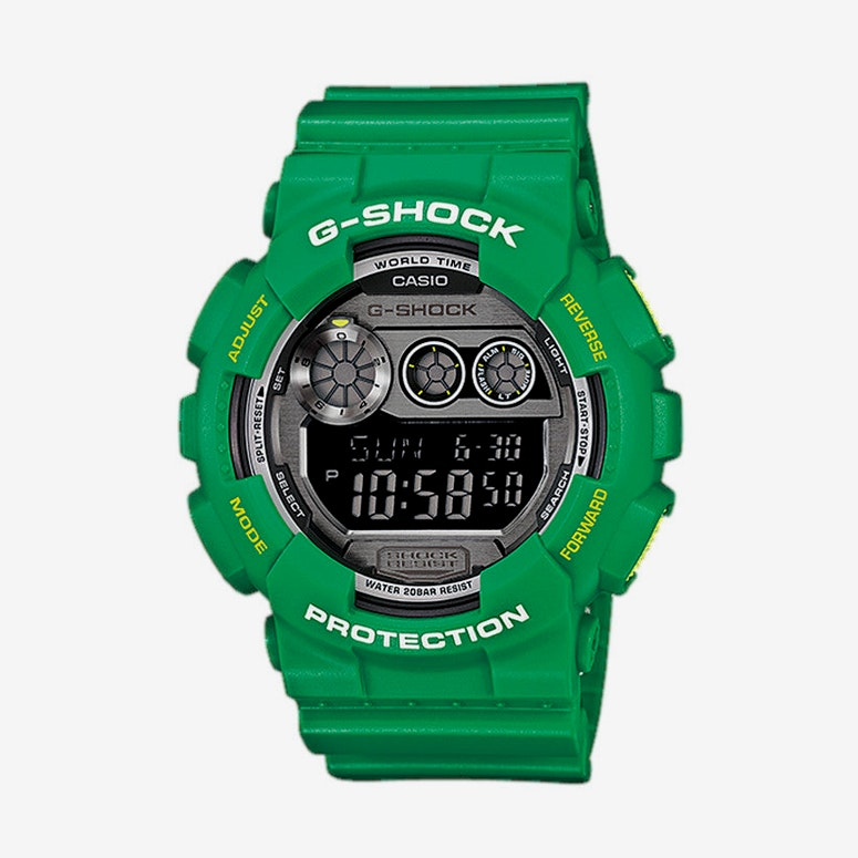 Gd120ts Team Sports Green/black