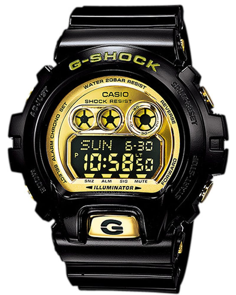 Gdx6900fb Lge Face Black/gold