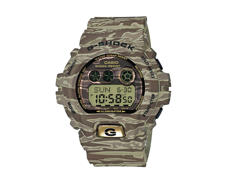 Camo Series Gdx6900tc Tiger Camo
