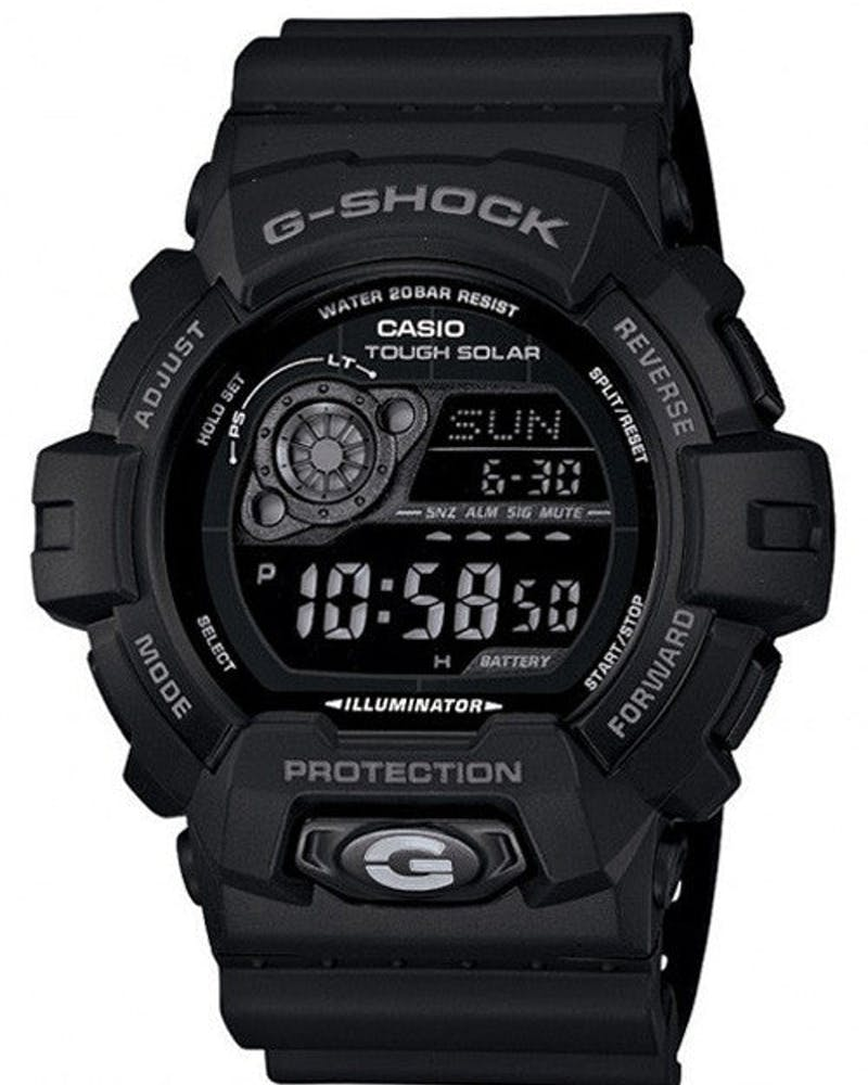 Gr8900a Digital Black/black