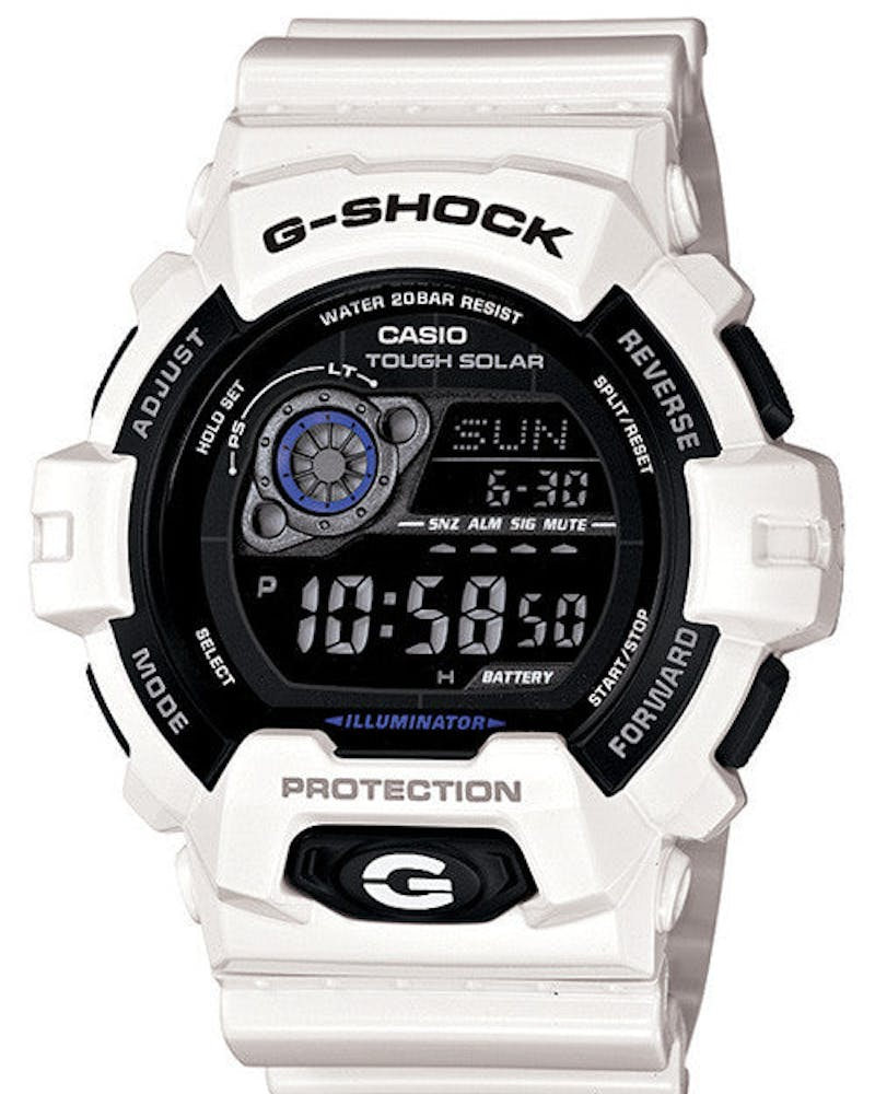 Gr8900a Digital White/black