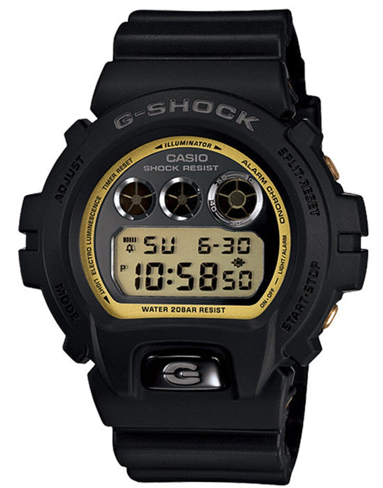 DW Model #2 Black/gold