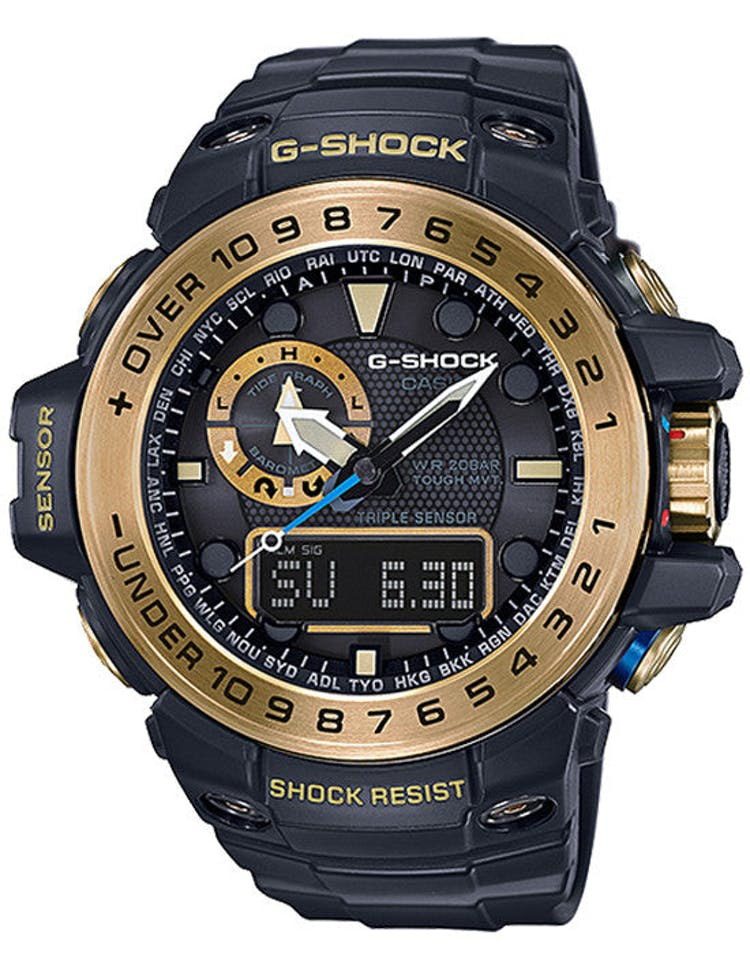 Gwn1000gb Gulfmaster Black/gold