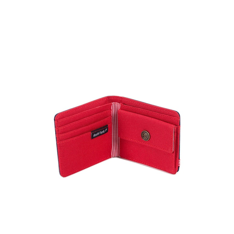 Royal (coin) Wallet Navy/red