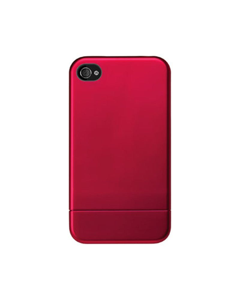 Metallic Slider Case Ip4 Pink