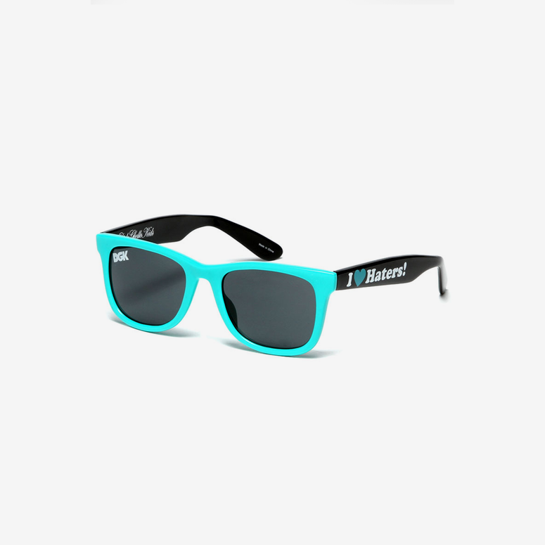 Haters Sunglasses Teal/black