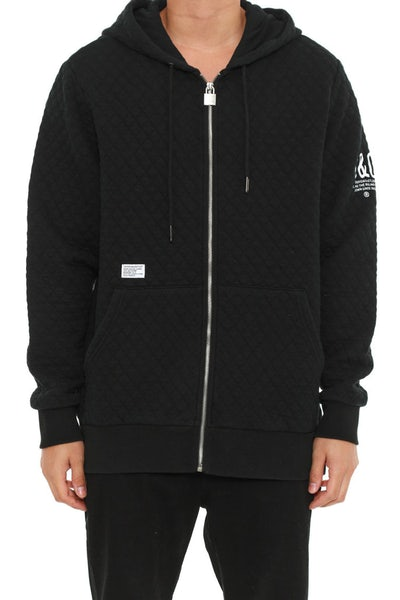 Major Zip Hood Black