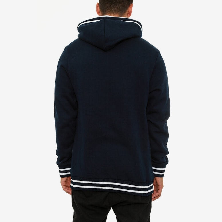 Champ Zip Hood Navy