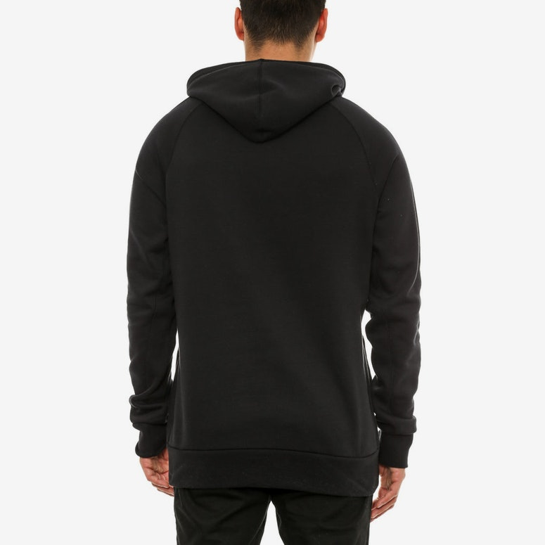 Jumpman Brushed PO Hoody Black/white