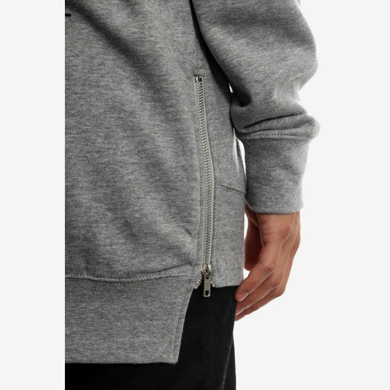 Establish Vaurien Long Sleeve HD Grey