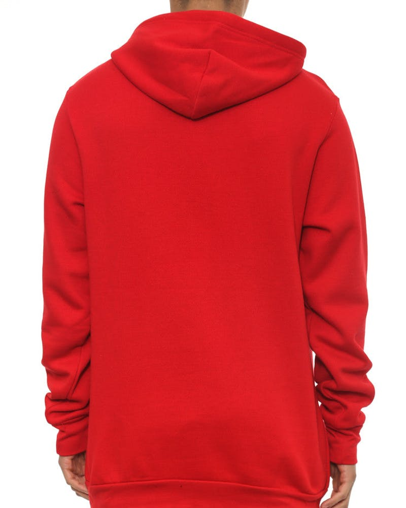Cocaine & Caviar Hood Red/3m Reflecti