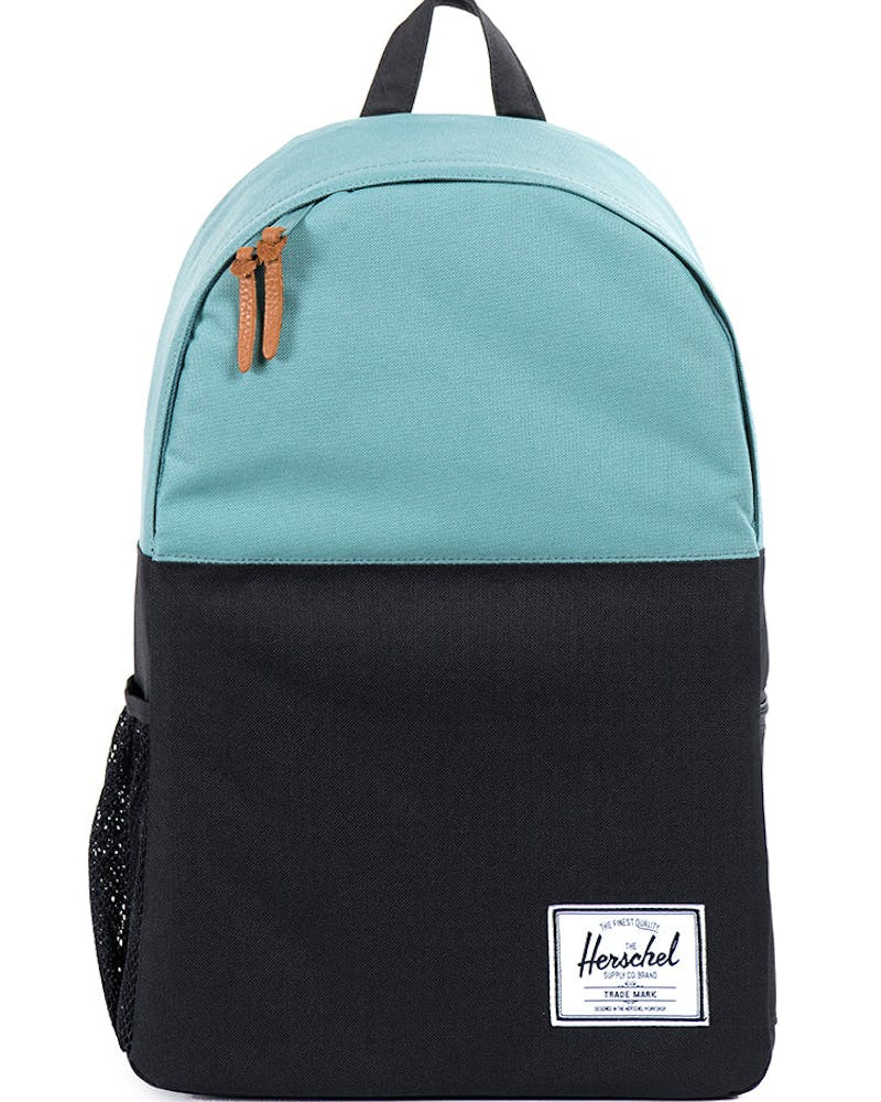Jasper Backpack Black/blue