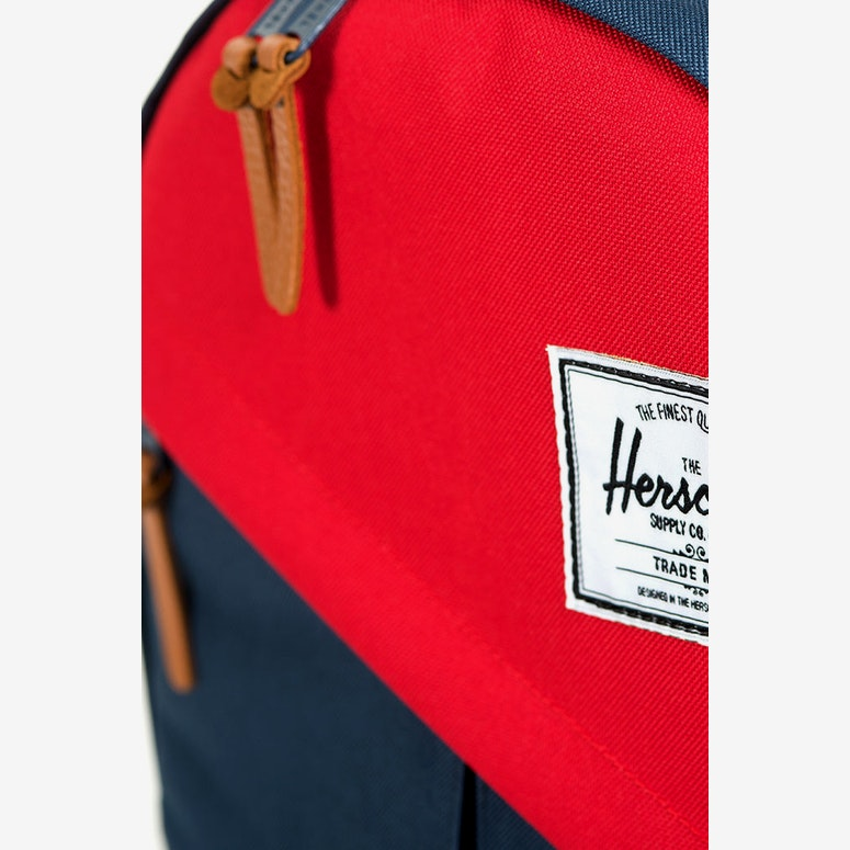 Parker Backpack Navy/red
