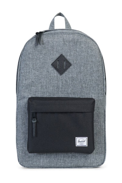 Heritage Crosshatch Charcoal/black