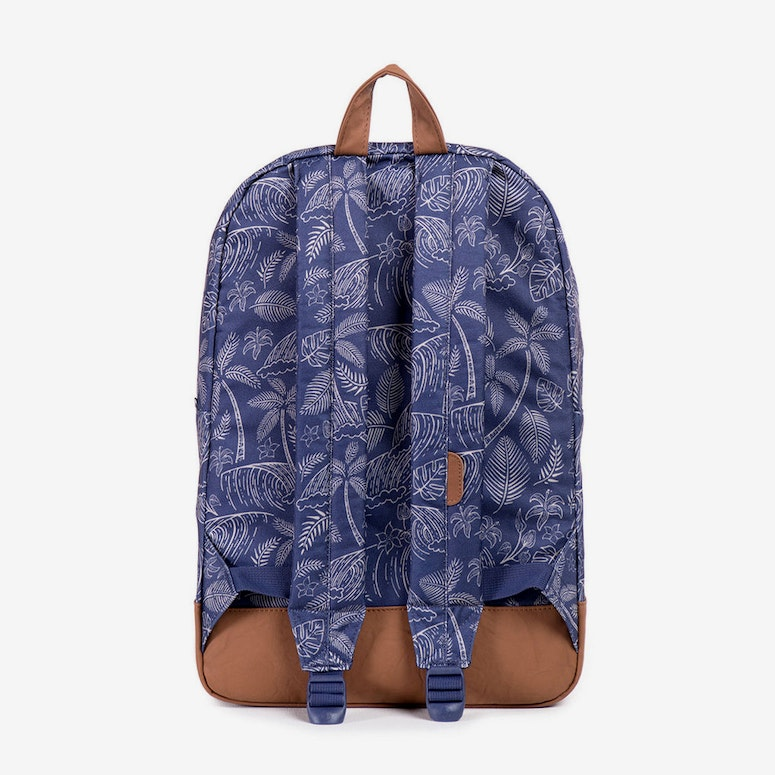Heritage Backpack 2 Navy/white