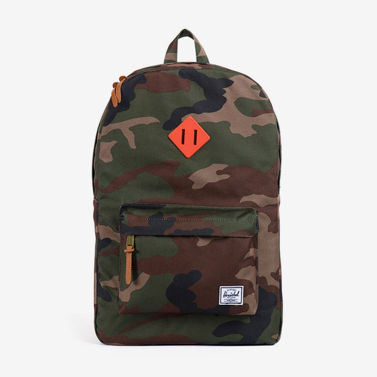 Heritage W Rubber Finish Camo/orange