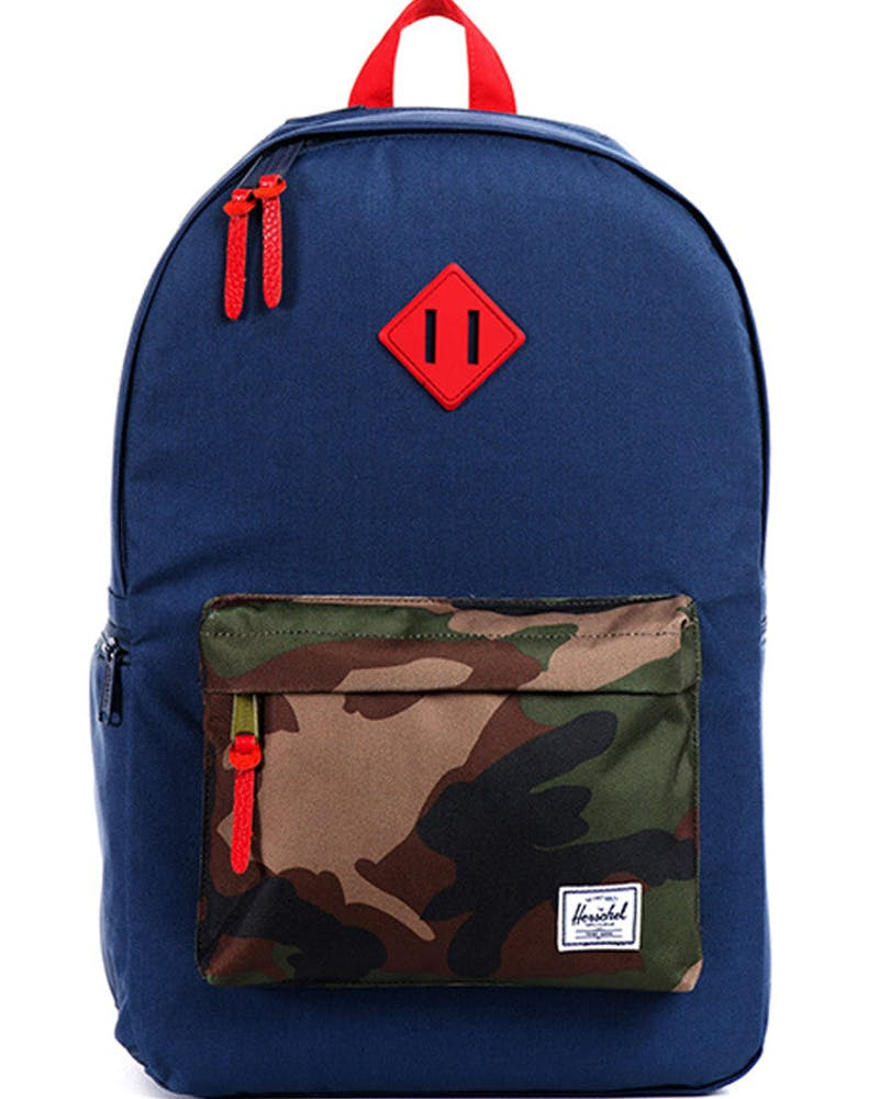Heritage Plus Navy/camo/red