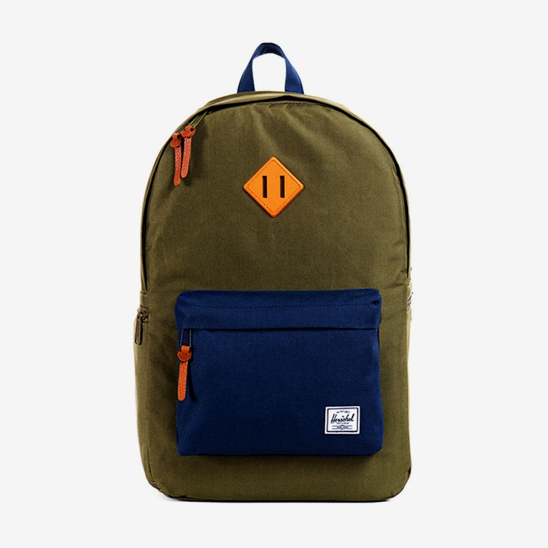 Heritage Plus Army Green/navy
