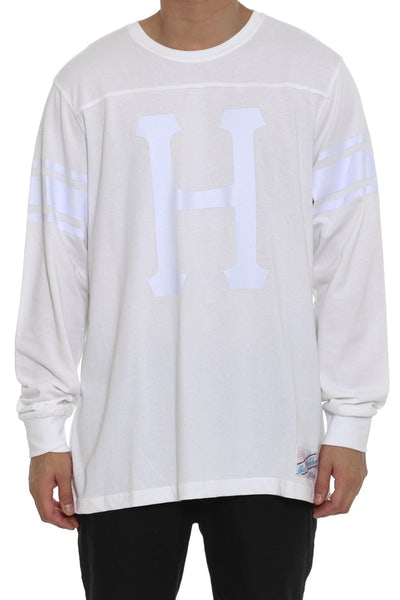 Home Field Long Sleeve Shirt White