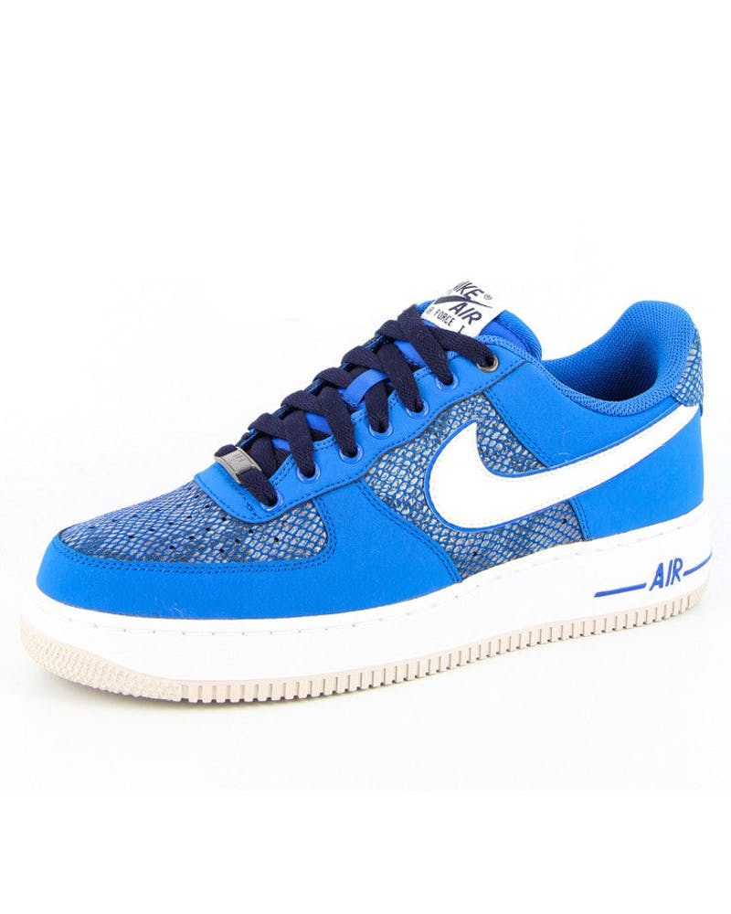 Airforce 1 Blue/royal/whit