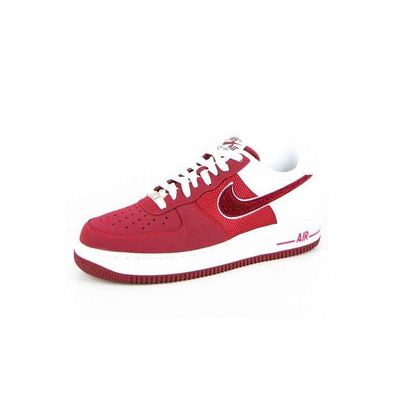 Airforce 1 Burgundy/red/wh