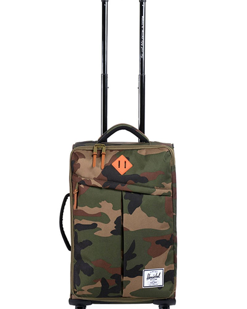 Highland Luggage Camo/orange