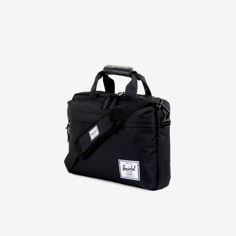 Clark Messenger Bag Black