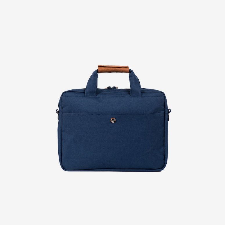 Clark Messenger Bag Navy