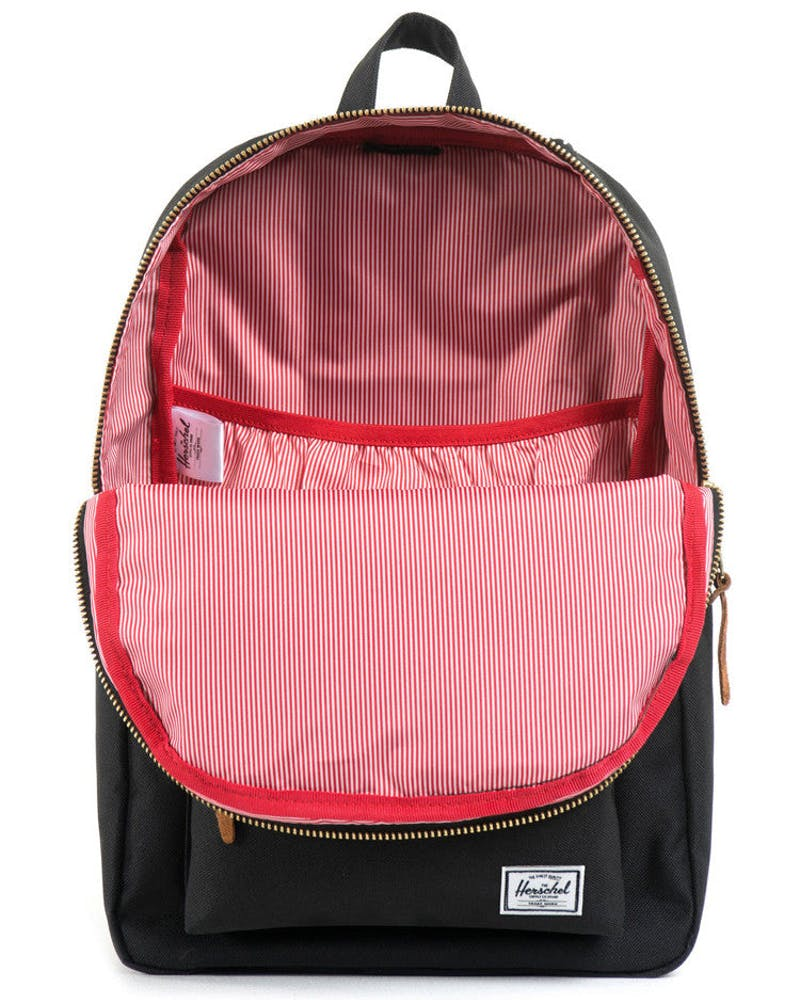 Settlement Backpack Black