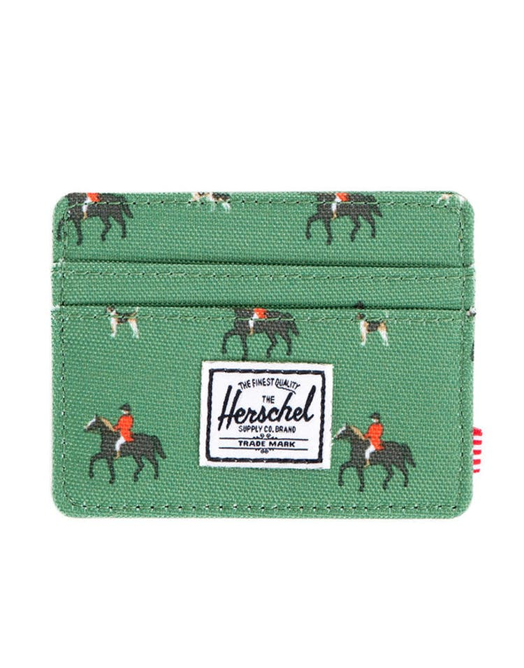 Charlie Wallet Green