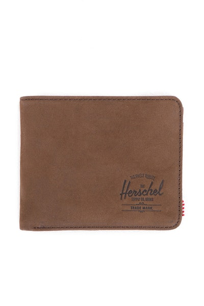 Hank Leather Wallet Brown