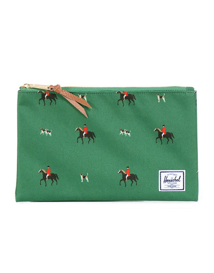 Network Medium Pouch Green
