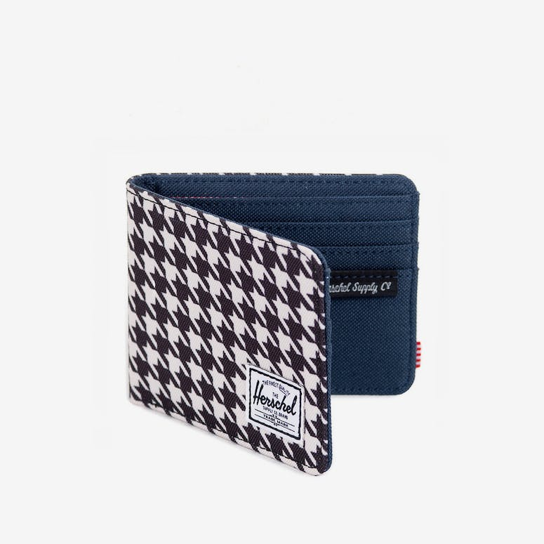 Royal Wallet Black/white/nav