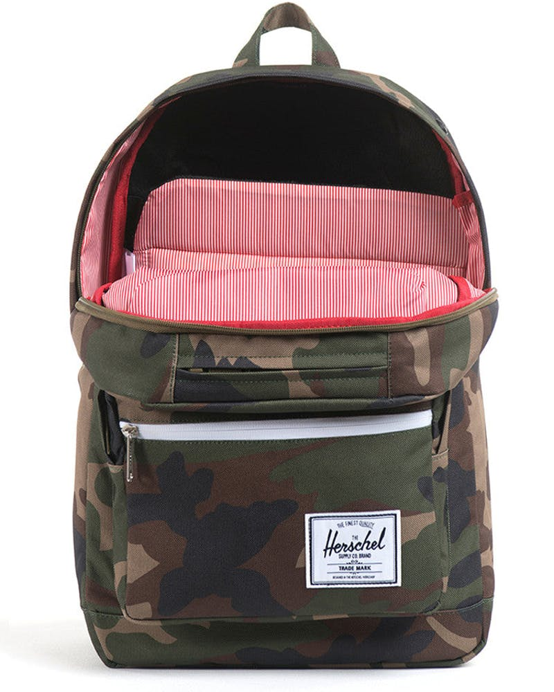 Pop Quiz Backpack Camo