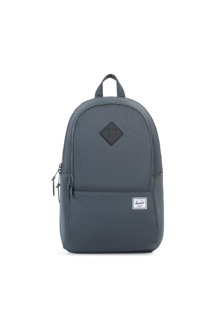 Nelson Rubber Backpack Dark Grey/black
