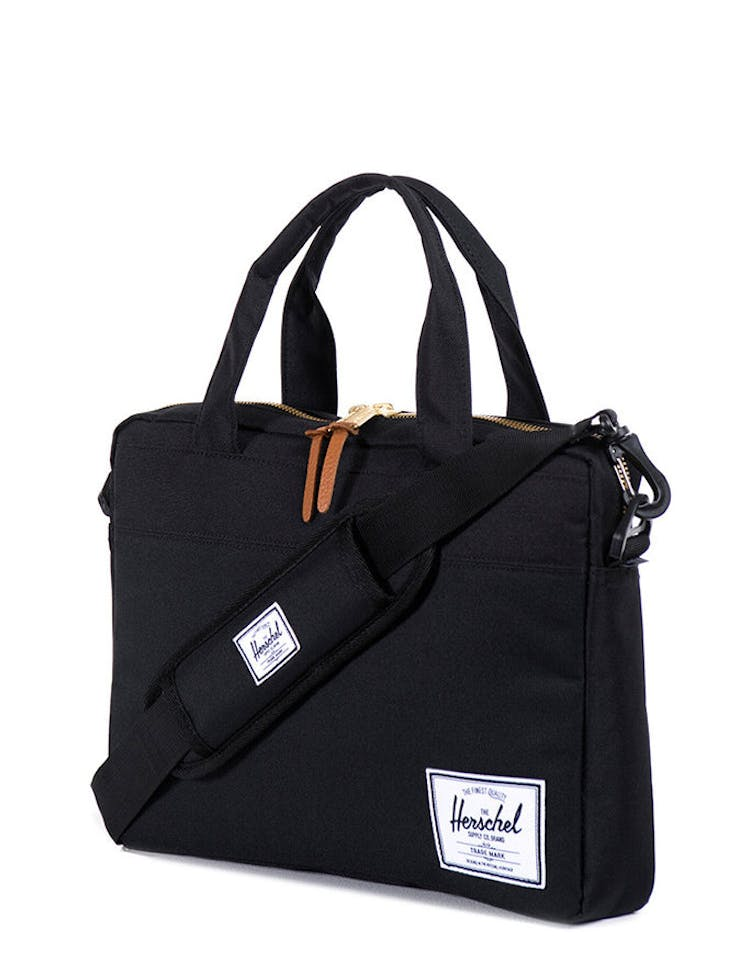 Hudson Messenger Black
