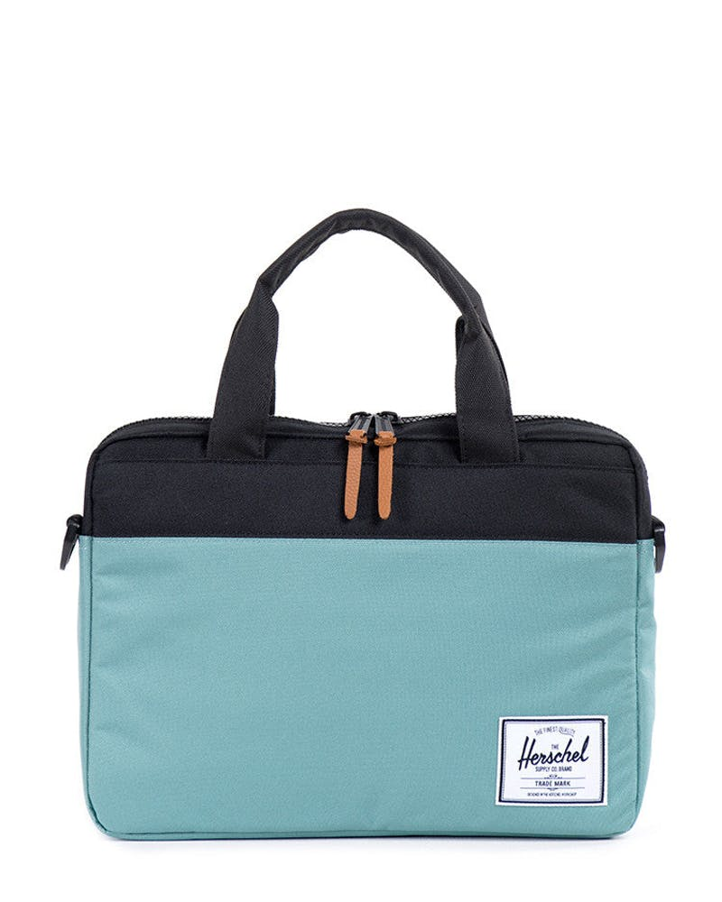 Hudson Messenger Blue/black