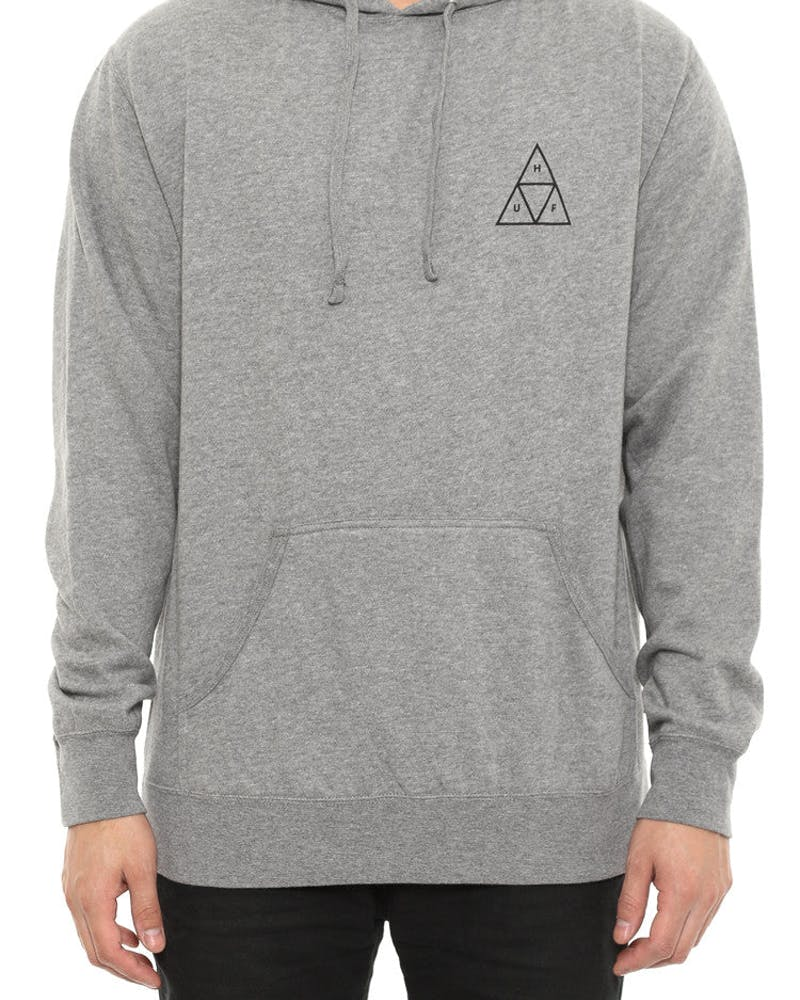 Triple Triangle LW Hood Grey