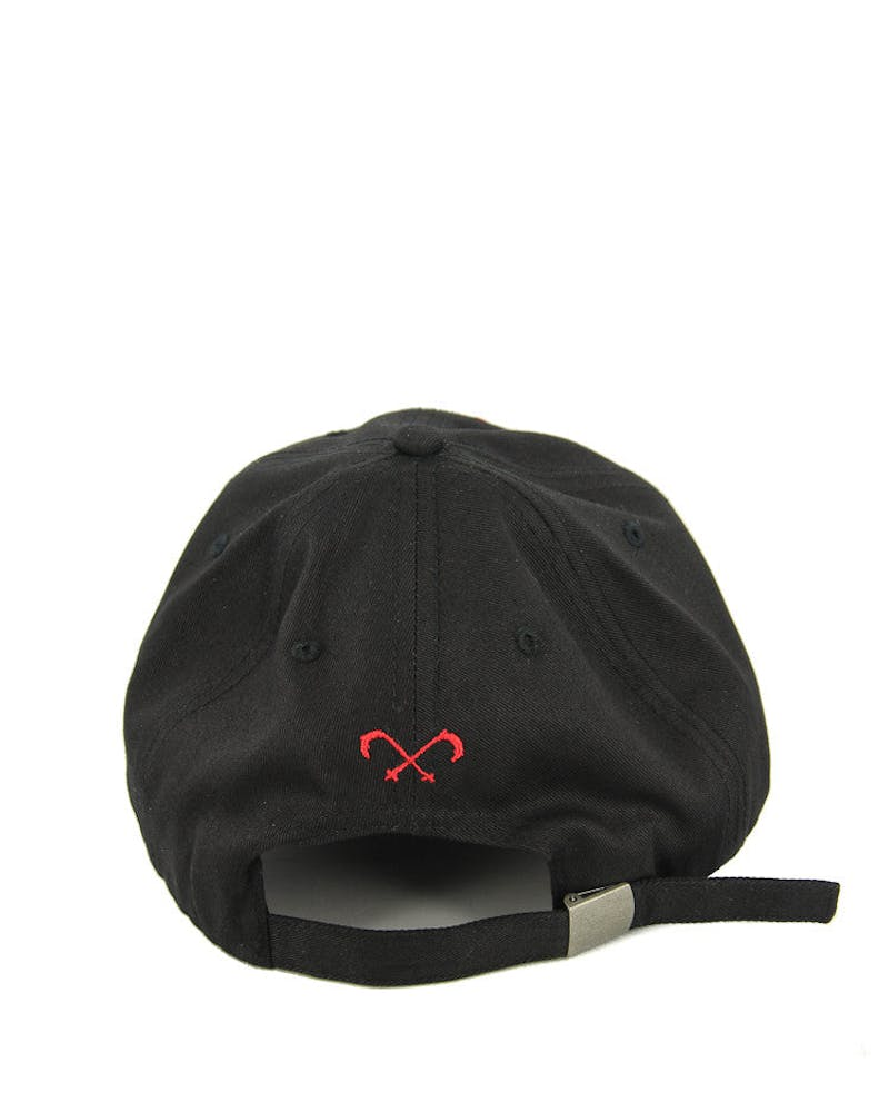 Inscribe Strapback Black